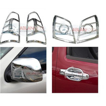 Kit Cromado Chevrolet Luv D Max 2010-2013 Accesorios Cromado