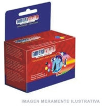 Cartucho De Tinta 100% Compatible Hp 61 Xl Negro