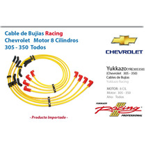 Cable Bujias Racing Chevrolet 305/350 8 Cilindros