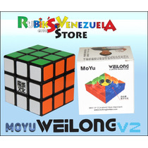 Moyu Weilong V2 Cubo Rubik Profesional Original Veloz 2014