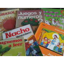 Libros Escolares De Preparatorio A 6to Grado