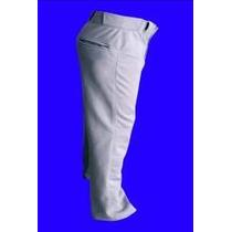 Pantalon Beisbol Color Blanco Y Gris Para Niños
