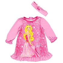 Bellas Dormilonas De Barbie Con Cintillo