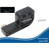 Fan Cooler Enfriador Playstation2 Por Usb