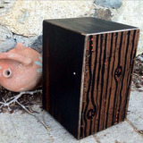 Cajón Flamenco Superbass Dual De Chirriador Flamencoperuano