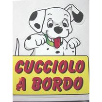 Mascota A Bordo, Calcomanía Para El Carro