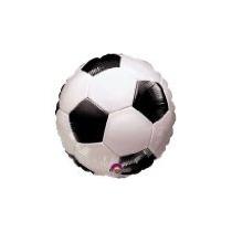 Globos Metalizados Pelota De Futbol 18 Pulgadas