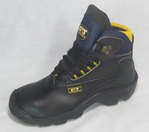 Botas de seguridad calzatech 100 cuero bs vlkd2 - Zapatos de seguridad precios ...
