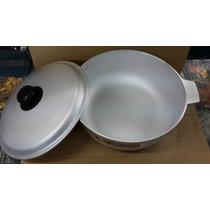 Caldero 22 Cm Con Tapa Flonal Aluminio Factura Legal Envios