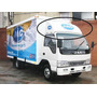 Corta Viento Camiones Jac Npr Fabricados En Fibra De Vidrio