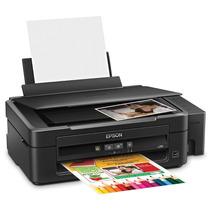 Impresora Epson L210 Multifuncional + Sistema Continuo