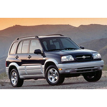 Amortiguadores Delanteros Traseros Chevrolet Grand Vitara Xl