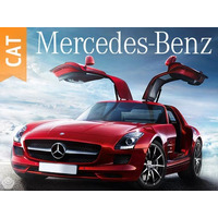 Mercedes Benz (2015-1935) Manual De Reparación Autos Camion