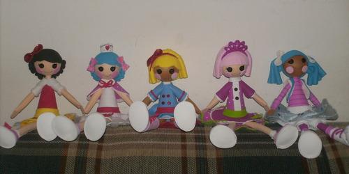 Muñecas Y Muñecos Lalaloopsy En Foami Bs.F.300 TToqt - Precio D ...