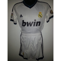 Conjuntos Adidas Del Real Madrid