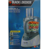 Procesador De Alimentos Black And Decker