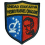 U. E. N. Predro Rafael Chacón Parchos Bordados.