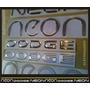 Emblemas 3d Para Chrysler Dodge Neon Dodge H100