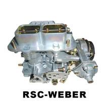 Carburador Weber 2 Bocas Apertura Simultanea 38x38 Para Uso