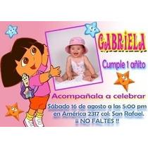 Tarjetas De Invitacion Infantiles, Cumpleaños Bautizos Y Mas