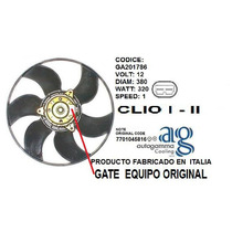 Electroventilador Motor Aspa Rad Renault Clio I-ii Autoga