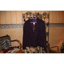 Elegante Blazer Para Bellas Damas Gorditas En Algodon.