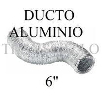 Ducto O Manguera Para Secadora De 6 Pulgadas Aire Caliente