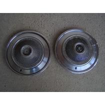 Tapa Cubo, Taza Rueda, Ring 15, Hubcap, Ford Ltd, Año 75