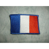 Parche De Colección De Francia