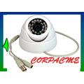 Camara Seguridad Domo 700 Tvl 1/3 24 Ir Led 3.6mm Plastico
