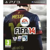 Juego Ps3 Licencia Original Fifa 14...