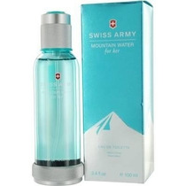 Swiss Army Mountain Water 100 Ml Dama