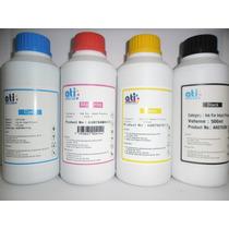 Tinta Ati 1/2 Litro Compatible Con Hp Vivera 500ml