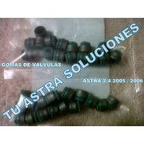 Gomas De Las Valvulas Originales De Astra 2.4 2005 / 2006