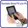 Mini Teclado Para Smartv Y Computadoras