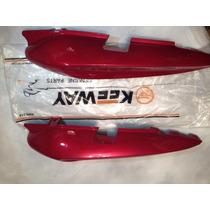 Tapas Laterales Traseras Moto Rkv 200 Empire Keeway Original