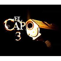 El Capo 3 Completa En 4 Dvd Calidad Hd 1080