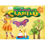 Kit Imprimible Jardin Clarilu Tarjeta Decoracion Fiesta Glob