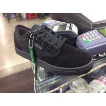 Zapatos Oklesh Todo Negro Coleccion Nueva.