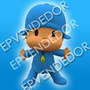 48 Sticker Adhesivos Pocoyo - Calcomanias Epven