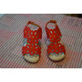 Sandalias Para Niña Hermosos Zapatos Importados!!!