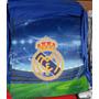 Bolso Tula Morral O Cotillon Real Madrid Barcelona Vinotinto