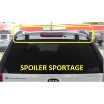Spoiler Modelo Original Para Kia Sportage