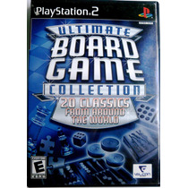 Ultimate Board Game. Ps2