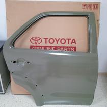 Puerta Trasera Derecha Toyota Fortuner 2007-2014 Original