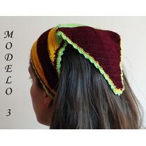 Bandanas Tejidas A Crochet