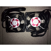 Fan Cooler Nexxt Para Rack Pared 110volt Aw220nxt82