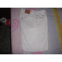 Pantalon Corto Jeans Levis Talla W34x00