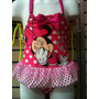 Minnie Mouse Trajes De Baño Disney Niña Enterizos