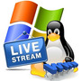 Hosting Linux, Windows Y Audio Streaming - Planes Ilimitados